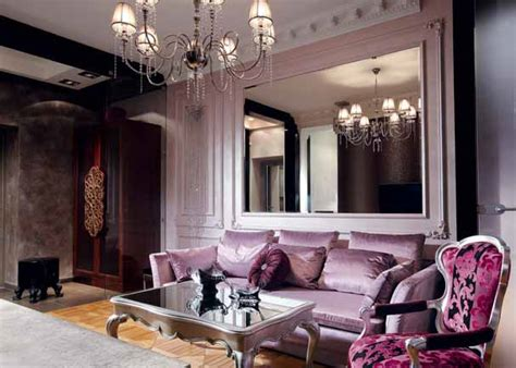 Black And Silver Living Room Ideas by Silver Black And Lavender Color Combination Chic Interior