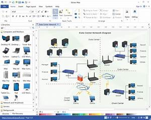 Design Microsoft Visio Diagram By Kasunrpkm