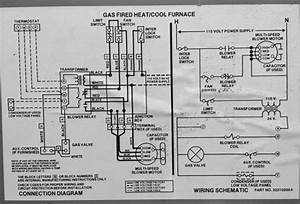 Wiring Diagram For Magic Chef Furnace