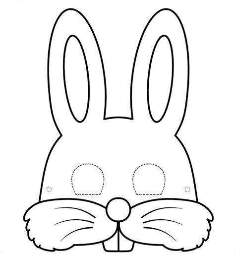 bunny outline printable   dramatic brad website