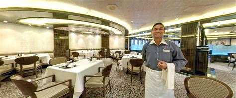 Food And Dining On Board The Ventura  P&o Cruises