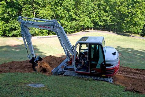 tb compact excavator takeuchi global