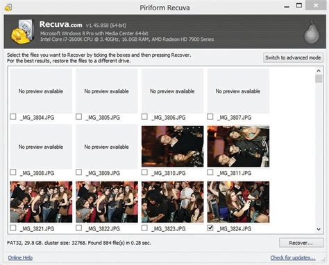 recover deleted   camera  memory card