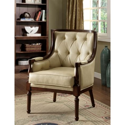 grey small accent chairs with arms and ottoman by