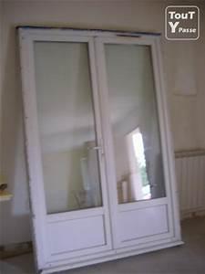 a vendre porte fenetre pvc blanc beaucaire 30300 With le bon coin porte fenetre pvc occasion