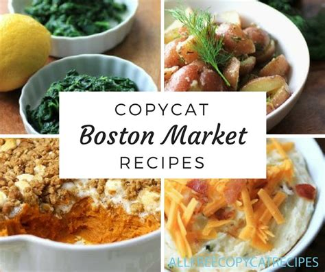 boston recipes 11 copycat boston market recipes allfreecopycatrecipes com
