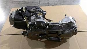 New 50cc Scooter Engine Gy6 139qmb For 13 U0026quot  Rear Wheel Long