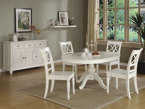Home Decor Ideas Kitchen - white kitchen table with vase derektime design elegance and versatility white kitchen table