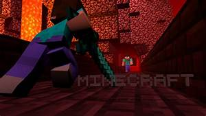 Minecraft Wallpaper Herobrine Vs Steve – Dota 2 and E ...