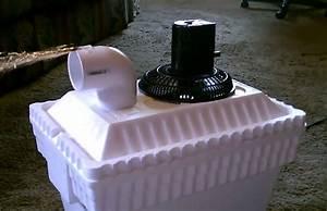 Diy Solar Powered Air Cooler For  15