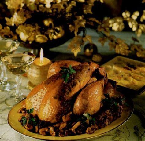 cuisine chapon recette chapon fermier farci quot truffe quot au persil