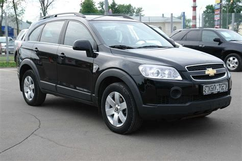 Chevrolet Captiva by 2008 Chevrolet Captiva Photos 2 4 Gasoline Manual For Sale
