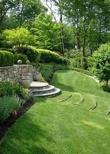 Jardin En Pente Raide : am nager une all e de jardin en pente quelles sont les solutions possibles ~ Melissatoandfro.com Idées de Décoration