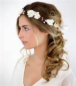 coiffure mariage mi coiffure mriage cheveux longs mi longs accueil design et mobilier