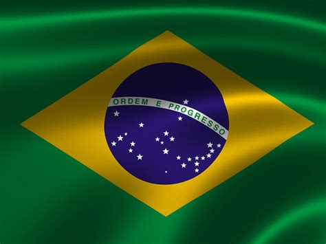 flagge brasiliens  hintergrundbild