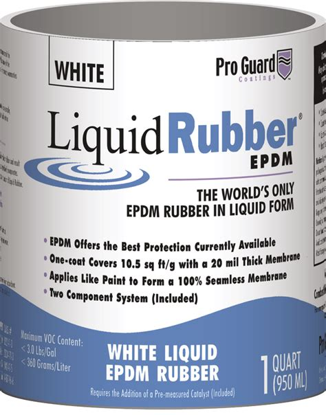 original liquid rubber epdm 174 pro guard coatings