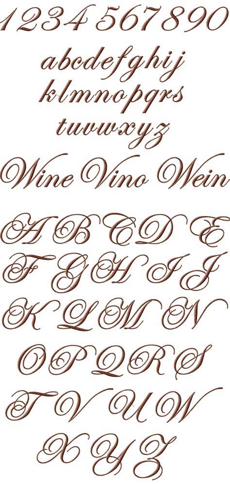 18+ [ Tattoo Fonts Cursive Elegant ]  Adine Kirnberg Font