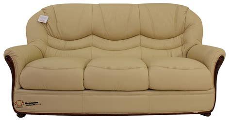 italian leather settee best genuine italian leather 3 seater sofa settee