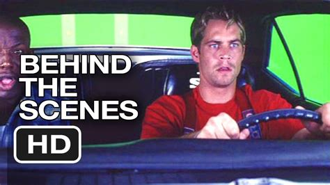 2 Fast 2 Furious Behind The Scenes