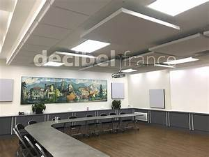 Traitement Acoustique Insonorisation Russie D39une Salle