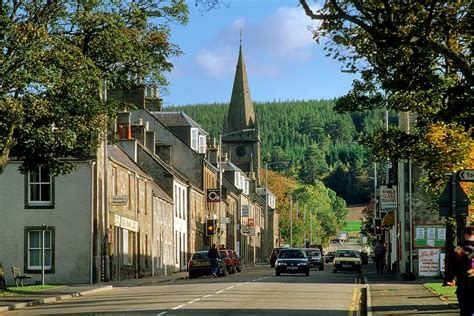 fochabers visitor guide accommodation