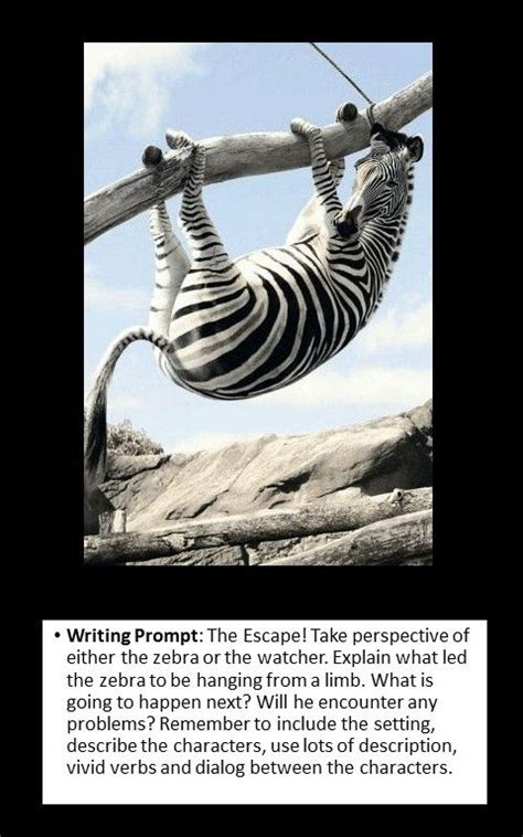 writing prompt perspective photo writing prompts