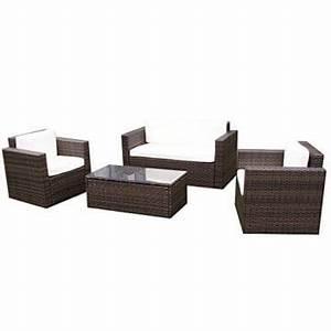 Lounge Set Garten : li il garten lounge set sitzmoebel cannes in braun polyrattan ~ A.2002-acura-tl-radio.info Haus und Dekorationen