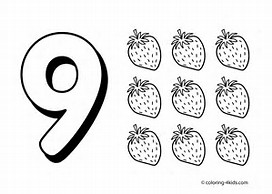 HD Wallpapers Coloring Pages Numbers Sesame Street