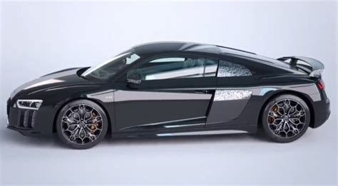 Square Enix And Audi Bring Custom R8 Supercar To World Of