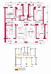 Una Casa Formato Famiglia  Nuovo Layout Per Gli Interni