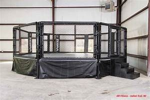How Rings & Cages Complement any Gym - Zebra Athletics