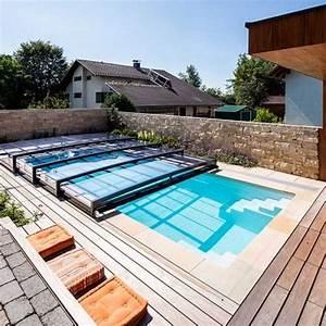 Pool Mit überdachung : u3116 ueberdachung flach ebr 07 ideen f r swimming pools schwimmbecken ~ Eleganceandgraceweddings.com Haus und Dekorationen
