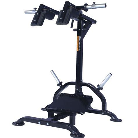Powertec L-sc16 Squat Calf Machine