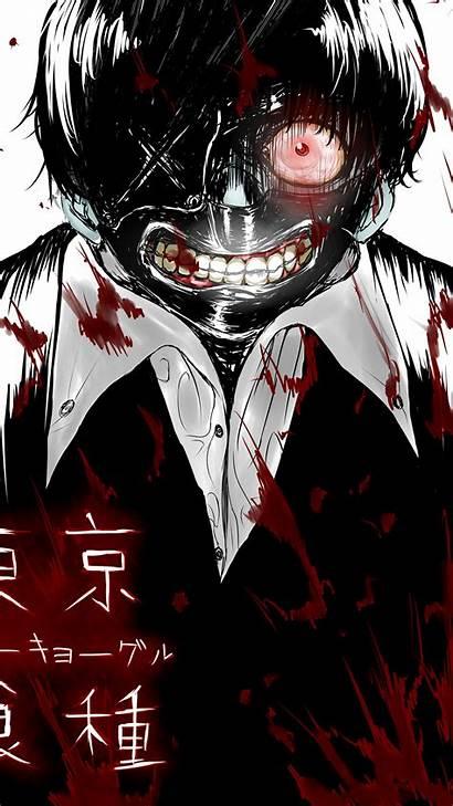 Ghoul Tokyo Iphone Anime Fanart Wallpapers Fan