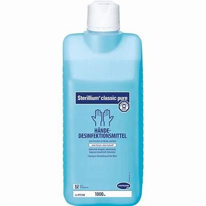 Sterillium Pure Classic Bode 1000ml Desinfektionsmittel Handdesinfektionsmittel