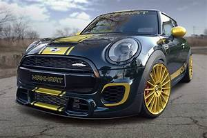 Mini F56 Tuning : manhart mini john cooper works tuning f56 mit 300 ps ~ Kayakingforconservation.com Haus und Dekorationen