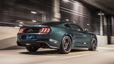 ford mustang bullitt  legend revived