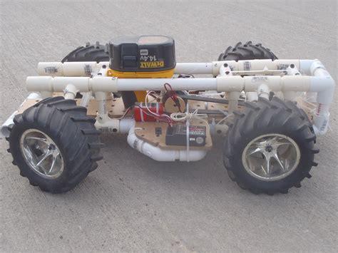 rc car built  common materials