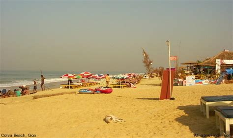 colva  benaulim beach travel guide