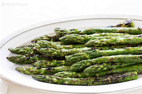 cuisine recipes easy grilled asparagus recipe simplyrecipes com