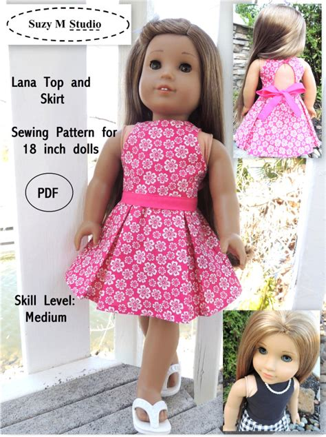 diy   doll clothes patterns
