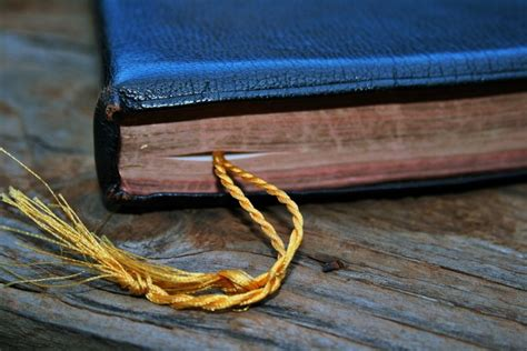 Closed Bible Free Stock Photo - Public Domain Pictures