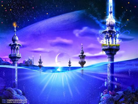 cool  beautiful islamic wallpapers