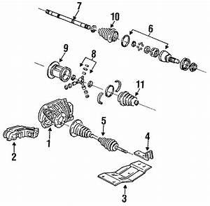 Chevrolet Blazer Cv Joint Boot Kit  Front  Suspension