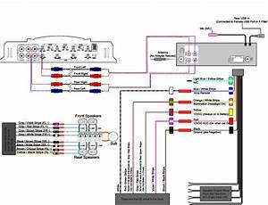 Wiring Diagram For Pioneer Radio