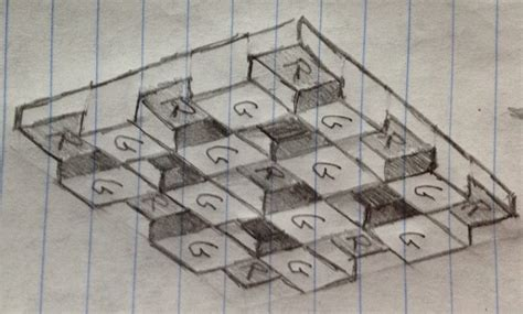 3D Pattern Drawing