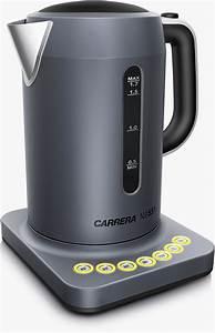 Wasserkocher 40 Grad : wasserkocher 551 mit temperatureinstellung carrera ~ Whattoseeinmadrid.com Haus und Dekorationen