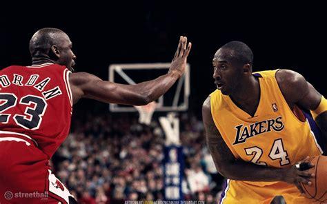 Kobe Bryant Dunks Wallpaper Identical Plays Kobe Bryant Vs Michael Jordan Youtube