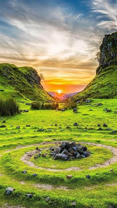 Nature Scotland 4k Skye Glen Isle Fairy