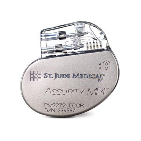 assurity mri pacemaker st jude medical